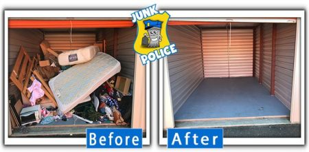 Storage Unit Junk Removal