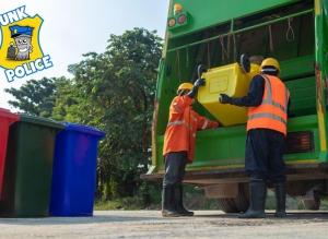 Eco friendly junk removal service