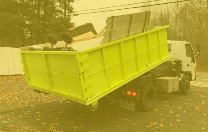 Junk Removal Dumpster in Swedesboro, NJ